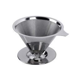 Южной Индии из нержавеющей стали для приготовления кофе фильтр Dripper Maker