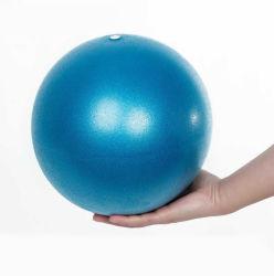 25мм PV утолщения Взрывозащищенный осуществлять фитнес зал Anti-Burst баланс крышку шарового пальца пользовательских печатных йога пилатес мяч для женщин