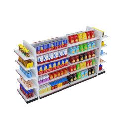 Les racks de supermarchés à guichet unique personnalisé La conception du matériel