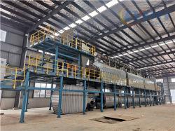 L'huile de carburant en caoutchouc des pneus usagés de traitement de l'usine de recyclage de pyrolyse