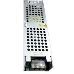 Ultra Slim fine 12V6A 75W à LED de puissance de commutation pilote pour boîte à lumière Strip