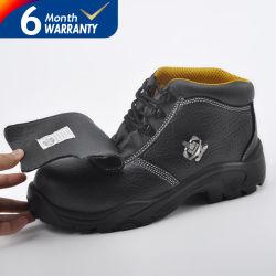 Los EPI de goma resistente al equipo de soldadura en caliente de minería de zapatos de seguridad