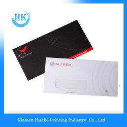 C5 размером 162 x 229 мм 80g белой бумаги правое окно конверты с должности Self-Adhesive бизнеса