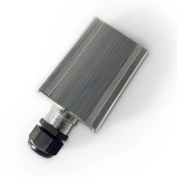 مصباح LED الضوئي الضوئي الضوئي من ألياف ضوئية يضيء باللون الأسود (RGBW)