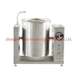 Передача тепла Fluid-Heating коммерческих из нержавеющей стали электрический Tilting-Type суп плита плита