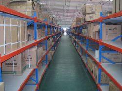 Metales Acero Prestaciones medias el tramo largo de estanterías de almacenamiento con alta calidad