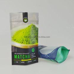 Zipper bolsas resellables de Envasado de Alimentos Stand up Pouch Spice Embalaje Personalizado