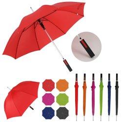 ギフトのための最も新しいデザイン自動車の開いたまっすぐな傘および昇進の使用または方法赤の長い棒の傘かGreeまたは青か黒いカラー