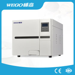 Wego 23L Hospital Medical Wholesale Esterilizador a vapor, Laboratorio de fábrica esterilizador Autoclave de mesa