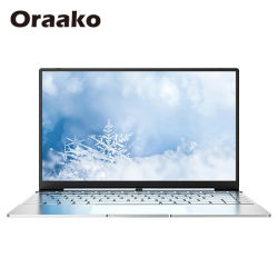Dorp 저렴한 노트북 14개 플러그 8GB RAM 512GB 256GB SSD 학생 사용자 AC 전원 어댑터 컴퓨터 노트북