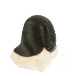 الشعر العذراء الأكثر مبيعا الشعر wigs مخصص 100 ٪ Vrigin الشعر ويغ [ويغس] يهوديّة [Silk Top] مستعار كوشر ثقافة مستعار أوكازيون سريع التسليم من المصنع شييتيل بيروك
