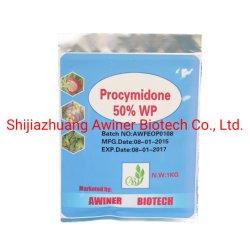 Procymidone 50% Wp 농약 매우 효과적인 조직 살균제