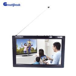 9 인치 휴대용 텔레비젼 의 자유로운 채널 수신기, DVB-T