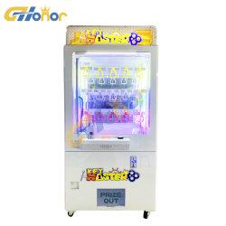 ゲームセンターの販売のための伝染性のおもちゃのゲーム・マシンを販売する主マスターの電子硬貨によって作動させる入賞した自動販売機/アーケードのおもちゃの爪機械/Gift