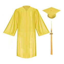 Neues Staffelung-Goldglänzende Kleid-und -schutzkappen-Troddeln