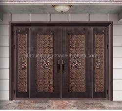 Славный Большого совета передний литой алюминиевый корпус четыре открытых дверей