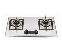 S/S equipamento de cozinha fogão fogão a gás com queimador 2