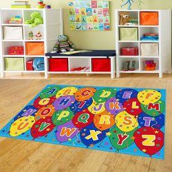 Sala de estar crianças natural do tapete tapetes de nylon macia Non-Toxic Kids Tapetes de espuma bebê tapetes de reprodução