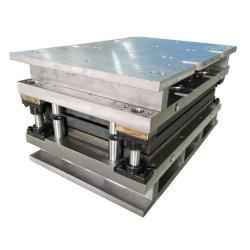 Kundenspezifische Präzisions-metallschneidende lochende bildenform