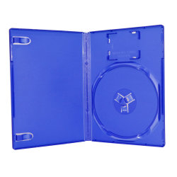 البلاستيك التغليف PP قرص DVD حقيبة لعبة فيديو