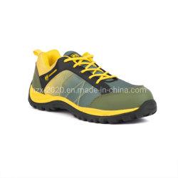 La chaussure de sport Chaussures de sécurité des chaussures de sécurité de la Compression antistatique de résistance au choc embout composite