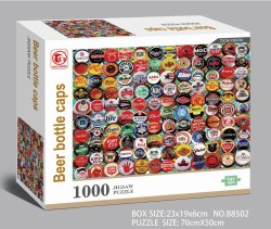 Good Selling Educational 1000 Piece Puzzle