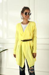 Cardigan vestuário de moda feminina Primavera&Outono Suéter Borders Casual