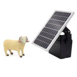 شاحن سياج كهربائي يعمل بالطاقة الشمسية