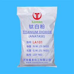 이산화티탄 B101 Anatase 분말 또는 이산화물 티타늄
