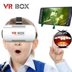 Vr Auriculares Gafas 3D Realidad Virtual Smartphone 3D de casco de gases de VR