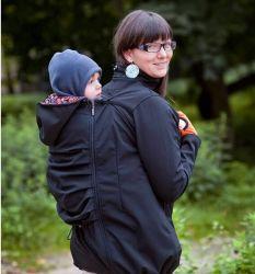 Des vêtements de maternité Babywear Soft Shell Jacket bébé transporteur directement des fabricants d'enrubannage