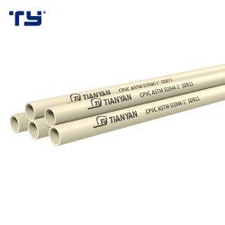 CPVC-leidingen voor watertoevoer (ASTM D2846/SCH 40/SCH 80/DIN)
