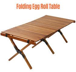 Garten-Tisch-hölzerner kampierender Tisch-reisender Tisch