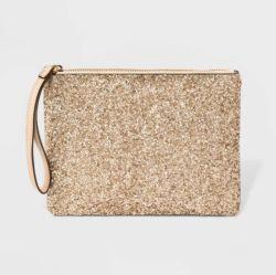 جديد وصول موضة جليتر تنظيم حقيبة تصميم حقيبة ماكياج نسائية متعددة الوظائف