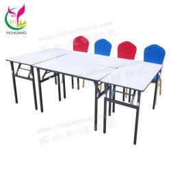 Hyc-T14 Groothandel ijzeren vouwbureau tafel voor restaurant