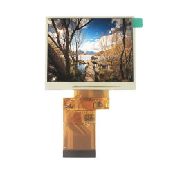 "IPS de 3,5"" TFT pantalla LCD TFT 320 Módulo*240 juego de video VGA monitores TFT"