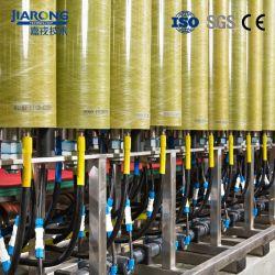 Águas residuais industriais químicas de tratamento de lixiviados de águas residuais