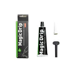 Magic Drip Dm96 Fenloc 고온 수입엔진 특수 RTV 블랙 실리콘 가스켓 메이커