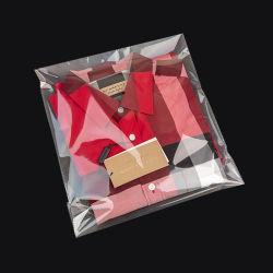 Kunststoff-OPP selbstklebende saubere Einkaufstasche für Geschenk / Kosmetik / Kleidung Verpackung