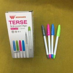 Kunststoff Stick Ball Pen Schreibwaren für Office Supply