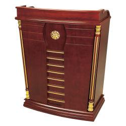 Le lutrin hôtel Service de mobilier en bois Tribune (PR-114)