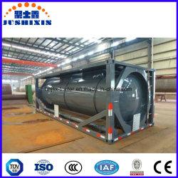 20feet 化学液貯蔵タンク容器
