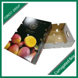 Papel corrugado el cartón para fruta fresca