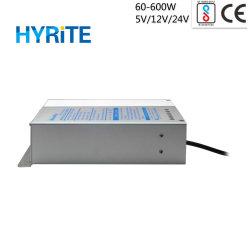 Wasserdichter LED Fahrer der Leistungs-600W 12V für Wand-Unterlegscheibe