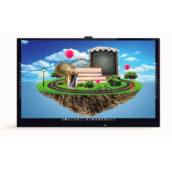 """55"""", de 65 años"""", de 75"""" 86"""", 98"""" pulgadas multitáctil SMART Board aula multimedia con pantalla táctil monitor LED"""