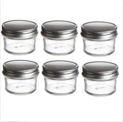 100% уплотнение мини-Стекло Джелли Джем Jar для обновления