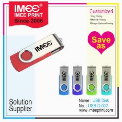 L'impression personnalisée Imee Chine 1G 2 Go 4 GO 8 GO de 16Go et 32 Go 64g 128 g lecteur Flash USB 2.0 3.0 Le disque