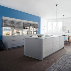 Lámina de metal de buena calidad de Muebles de Cocina