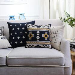 A roupa de algodão barato Yrf travesseiro de Projeção decorativas para decoração de Cama
