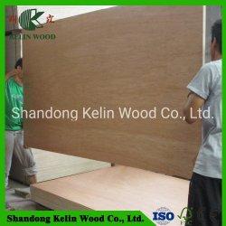 El contrachapado Okoume Lista de precios, la hoja de madera contrachapada comercial Okoume/Tablero contrachapado marino
